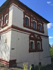 дом воеводы и соликамский краеведческий музей