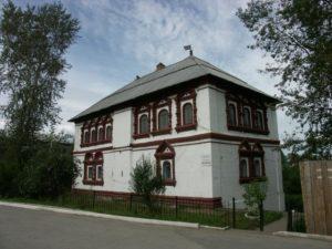 Дом Воеводы Соликамск