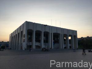 Здание Театр-Театр Пермь