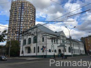 Кирилло-Мефодиевское училище в Перми или Муравейник