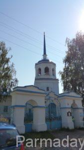 Церковь Богородицы в Орел-городке