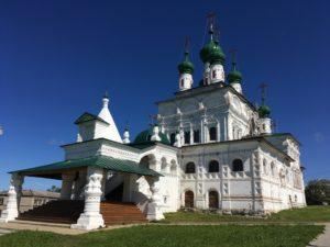 Свято-Троицкий собор в городе Соликамск