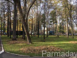 Парк Горького Пермь