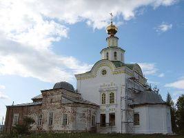 Филлиповская церковь в Филлиповке