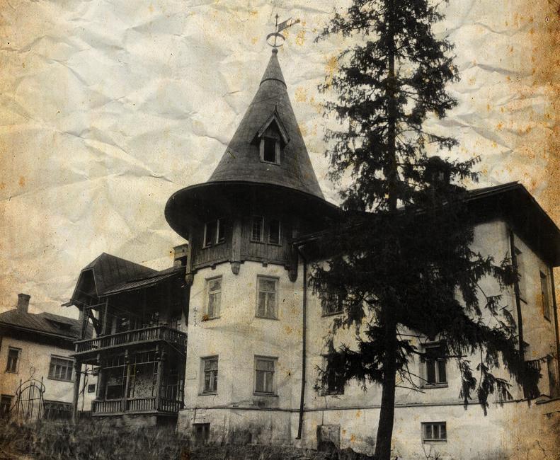 Дом Каменского