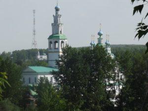 Преображенская церковь Кунгур
