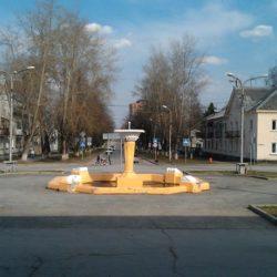 Улица Репина на Гайве