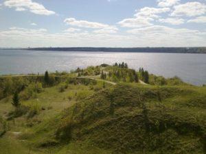 Пермский край река Кама