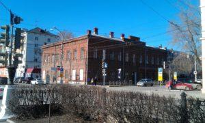 Женская учительская семинария в городе Пермь