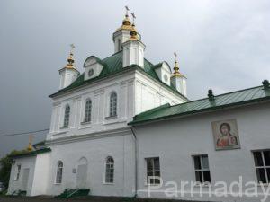 Петропавловский собор в городе Пермь