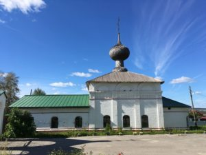 Введенская церковь в Соликамске