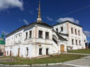 Воскресенская церковь в Соликамске