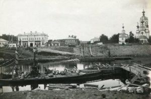 История Кунгура. Фото начала XX века.