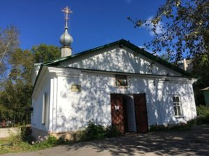 Храм Жен Мироносиц в Соликамске