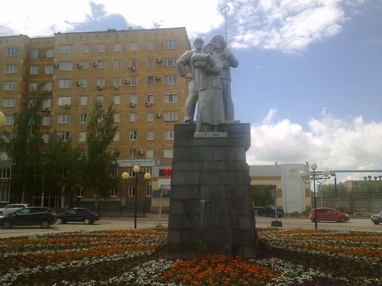 Какие памятники есть в городе чусовом картинки