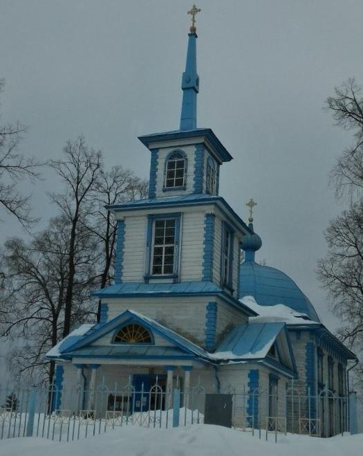 Свято-Митрофаниевская церковь