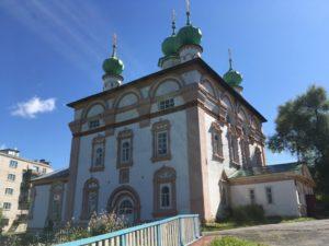 Спасская церковь Соликамск