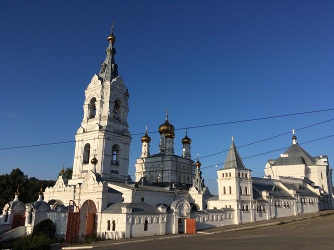 Стефанов монастырь
