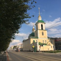 Церковь Рождества Богородицы в Перми