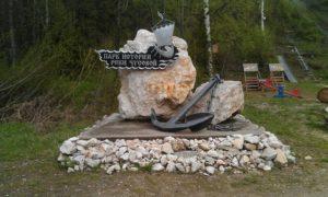 Этнографический парк истории реки Чусовой и памятный знак