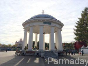 Ротонда в Перми