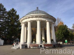 Ротонда в парке Горького