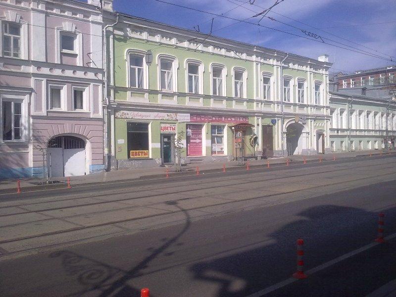 Дом Киселевой
