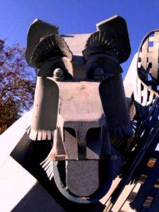 Памятник в Осе