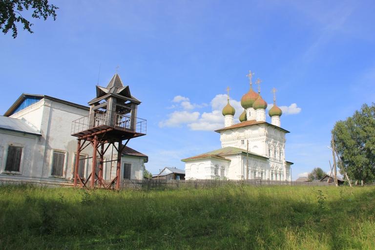 Image result for Свято-Никольский храм Ныроб