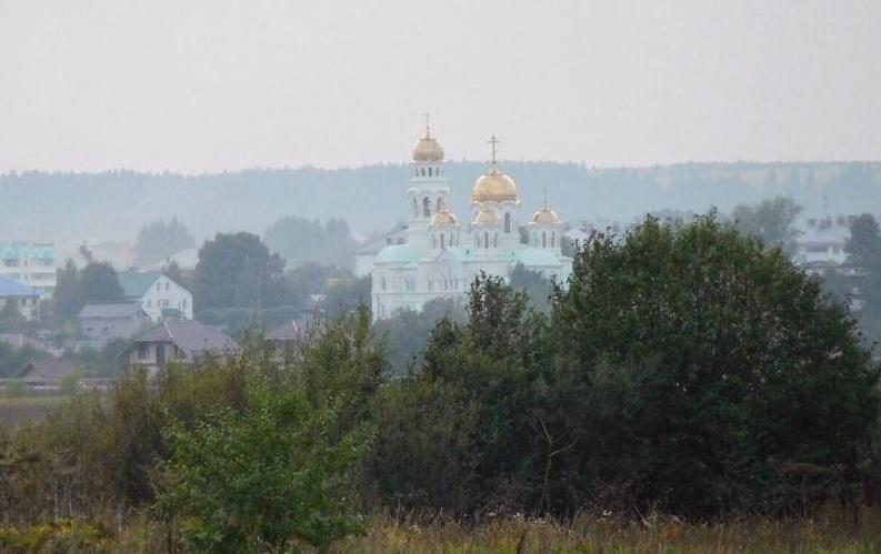 Село Култаево в Пермском крае