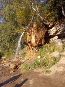 Водопады Пермского края