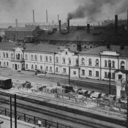 Мотовилихинский завод в 1935 году