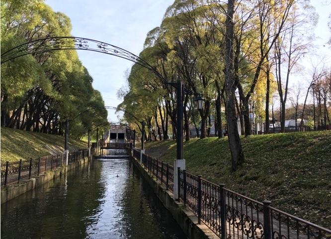 Райский сад и Мотовилихинский медеплавильный завод