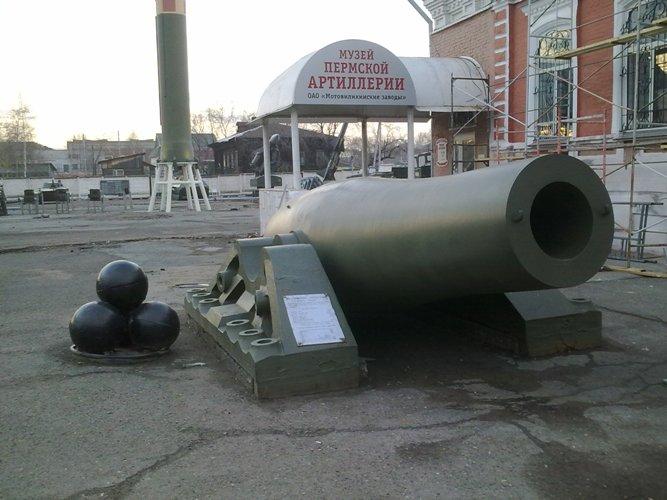 царь пушка у музея артиллерии