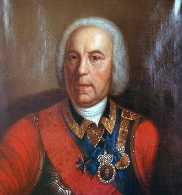 Вильгель де Геннин основатель Перми