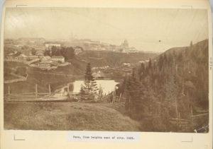 Егошихинский пруд на месте Егошихинского завода