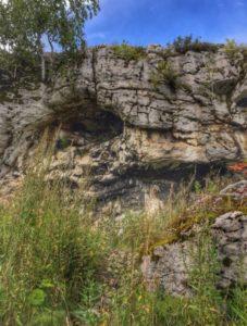 Как войти в кизеловскую пещеру