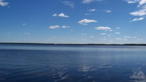 Адово озеро в Пермском крае