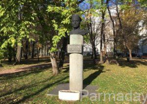 Памятник матросу Хохрякову и первый пермский памятник