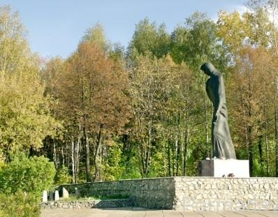 Скорбящая мать в Перми