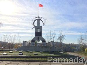 Памятник Борцам Революции в Мотовилихе