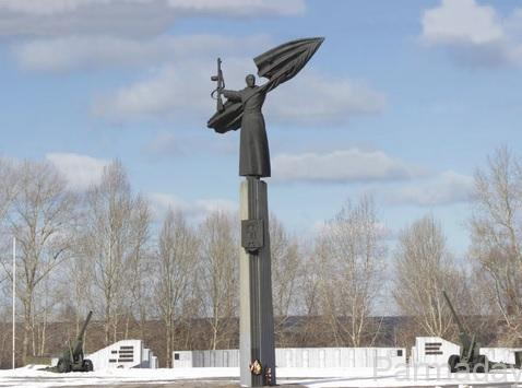 Памятник Воинам Мотовилихи