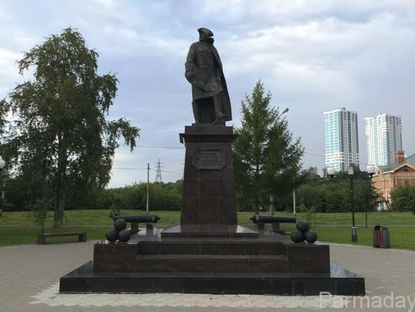 Памятники города перми посвященные великой отечественной войне цены на памятники в могилеве в 90