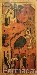 Беседа Святителей из пермской галереи