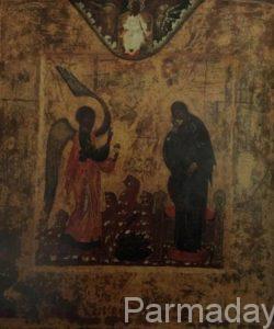 Благовещенеи икона