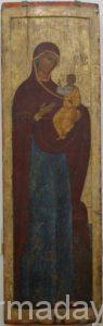 Богоматерь с Христом в собрании пермской галереи