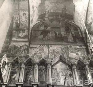Иконостас в Благовещенском соборе Сольвычегодска