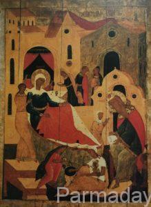 Иоанн Предтеча в пермской художественной галерее