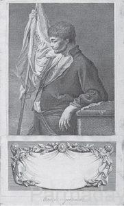 Аника Строганов на гравюре