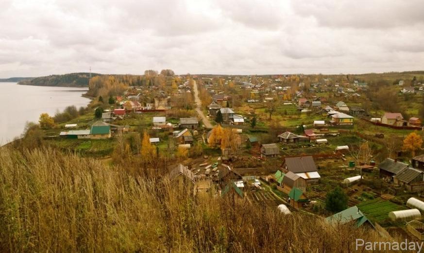 Село Пыскор в Пермском крае